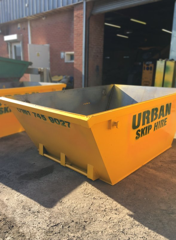 Mini Skip Hire Eccles
